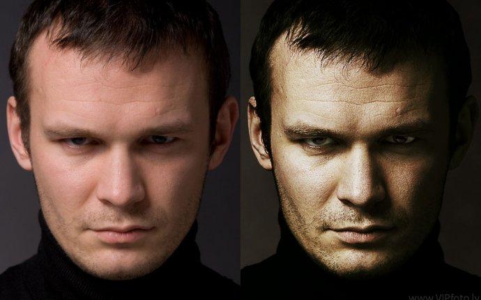 Фото до и после Photoshop. Профессиональная пост-обработка