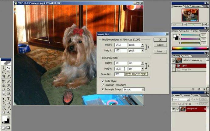 как пользоваться adobe photoshop cs6- как печатать фото в фотошопе