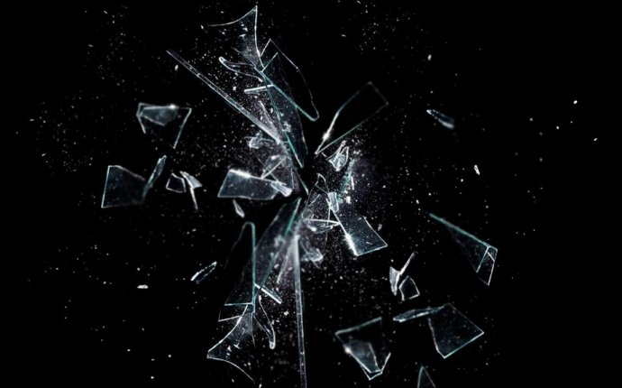 Как сделать эффект разбитого стекла в фотошопе — Золотой ангел