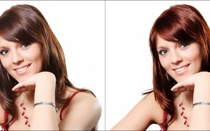 Как сделать натуральный цвет волос в фотошопе — Rusakov.ru