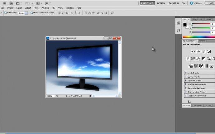 Как удалить фон в фотошопе :: как удалить фон картинки в фотошопе