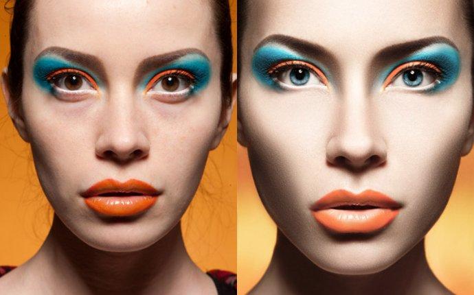 Обработка портрета в фотошопе: lik-style.ru - Классное порно в HD