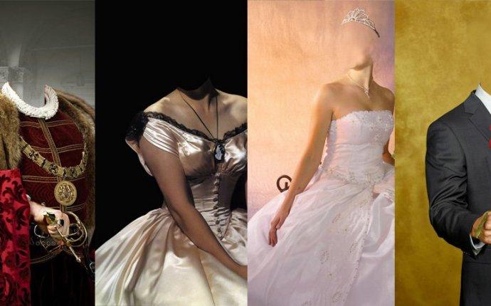 Шаблоны для Photoshop - костюмы :: NoNaMe