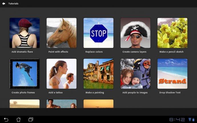 Скачать Лучший Фотошоп на Планшет и Смартфон (Adobe Photoshop