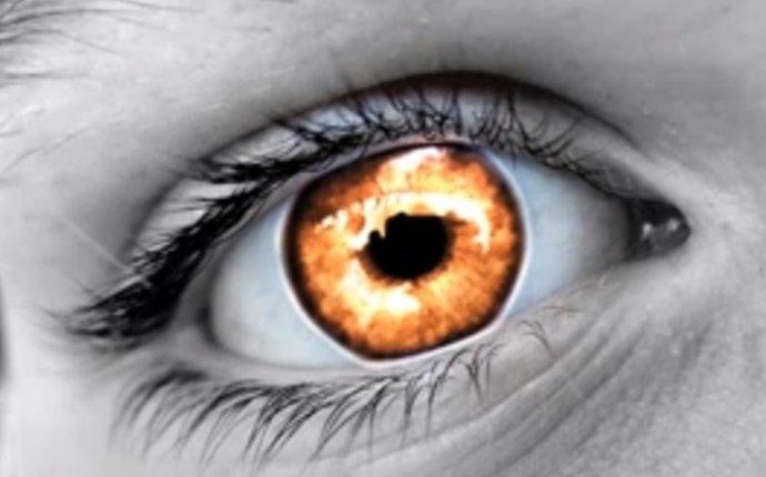 Убрать эффект красных глаз: уроки