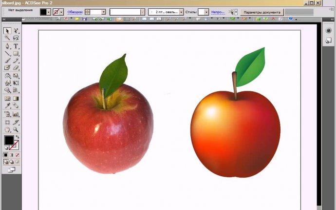 Видео урок по Adobe Illustrator - урок 1 (вступление) - YouTube